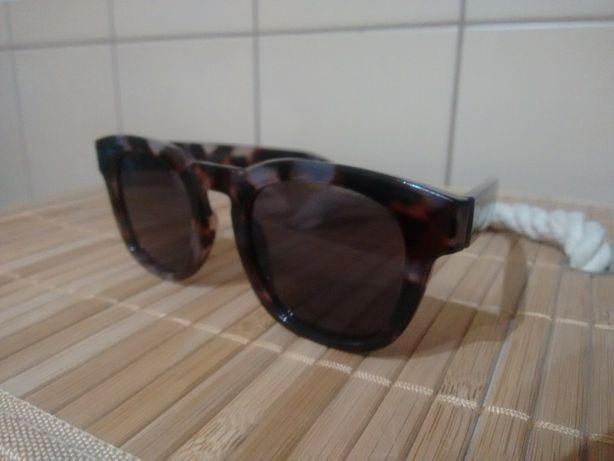 Modne, damskie okulary z filtrem UV Rossmann