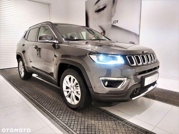 Jeep Compass Limited, 3 pakiety: funkcjonalny, zimowy, parking 130KM Rabat 28500PLN