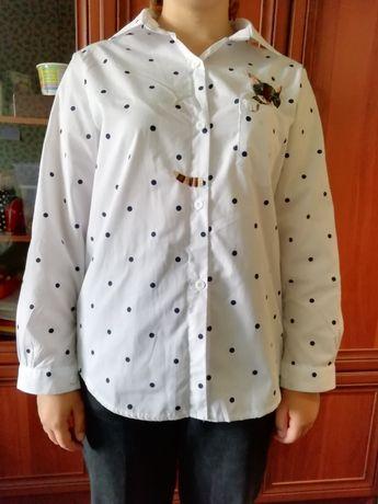 Женская блузка (школьная)