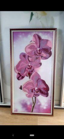"""Продам картину """" Орхідеї """""""