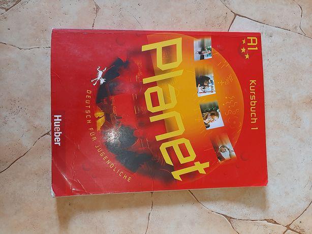 Planet A1  Hueber Kursbuch 1 немецкий учебник книга