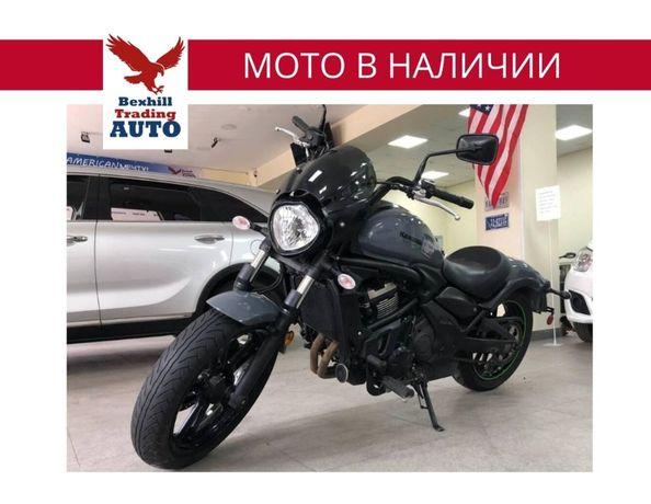 Kawasaki EN650 2018! Мото из США по ВЫГОДНОЙ цене!