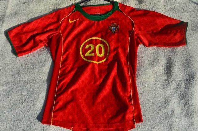 Camisola Seleção Portugal 20 Deco