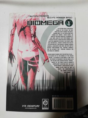 Bd/Mangá Biomega
