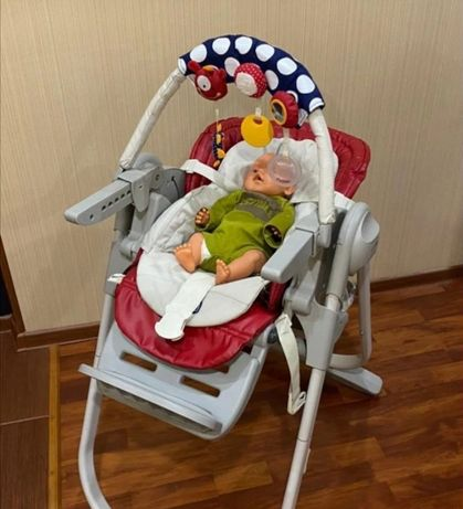 Продам детский стул chiссо polly magіс