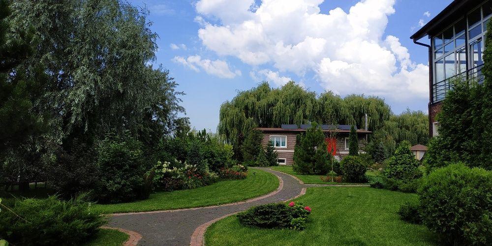 Озеленение,ландшафтный дизайн,благоустройство,стрижка газона,водопады Мощун - изображение 1