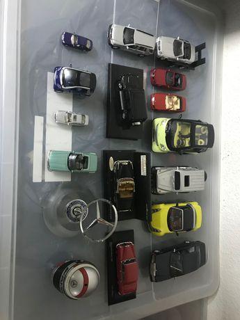 carros miniaturas mercedes