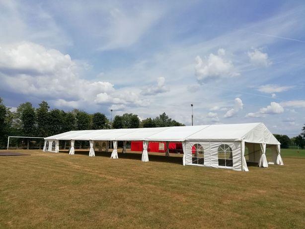 wynajem namiotu imprezowego, sceny, nagłośnienie i oświetlenie eventu