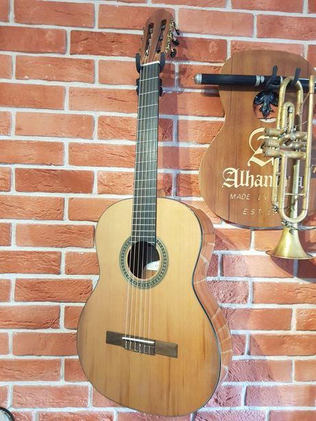 Gitara klasyczna BE JOE GC-504 4/4 lita płyta cedrowa, okazja!