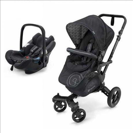 Carrinho de bebé Concord Neo + Ovo Concord Air Safe + Base Isofix