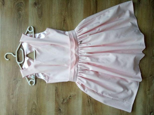 Sukienka rozowa m