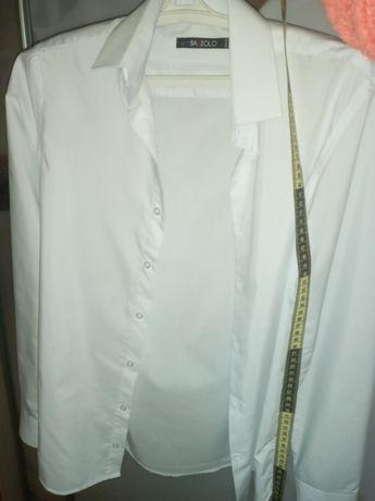 Біла рубашка розмір S