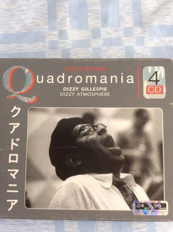 Cd,s de Dizzy Gillespie4cds 24 bit/96khz