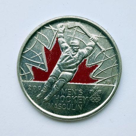 25 Центов Канада Men's Hockey 2009