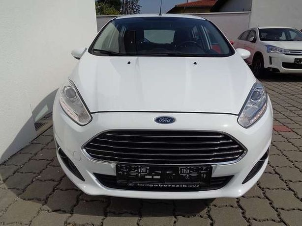Ford Fiesta 1.0 бензин