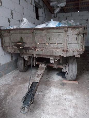 Прицеп тракторний 2 птс 4