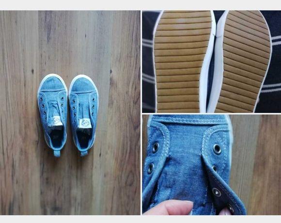Buty wsuwane chłopięce H&M r. 30