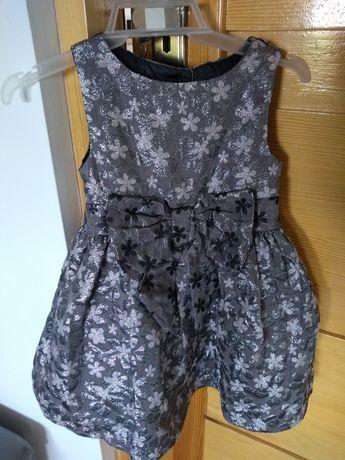 Sukienka okolicznościowa dla dziewczynki