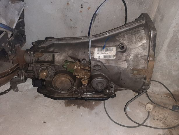 АКП (автоматична коробка передач)  mercedes до 904 двигуна