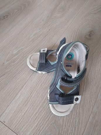 Sandalki skorzane Lasocki kids rozmiar 25