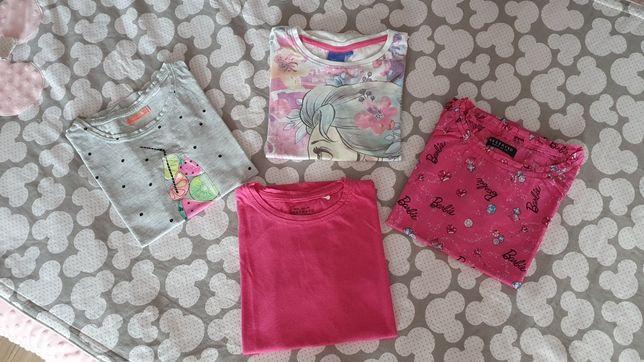 TANIO 4 bluzki dla dziewczynki-Reserved,Cool Club,Disney OKAZJA !!!