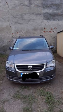 VW TOURAN 1.9  105 KM Orginalny przebieg 235 tyś