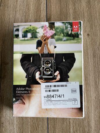 Adobe Photoshop Elements 11  obróbka grafiki