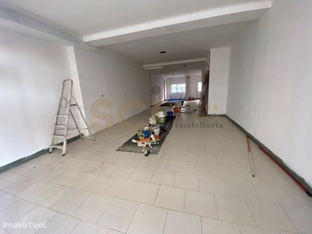 Loja | Santa Marta Pinhal | 110 m2 | Pronta a entrar | Co...