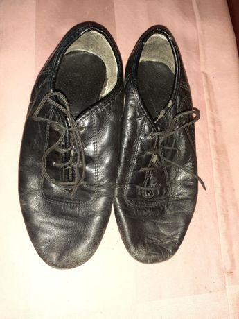Туфли для спорт.-бальных танцев на мальчика 7-9 лет