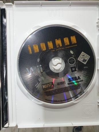 Ironman - gra Nintendo Wii