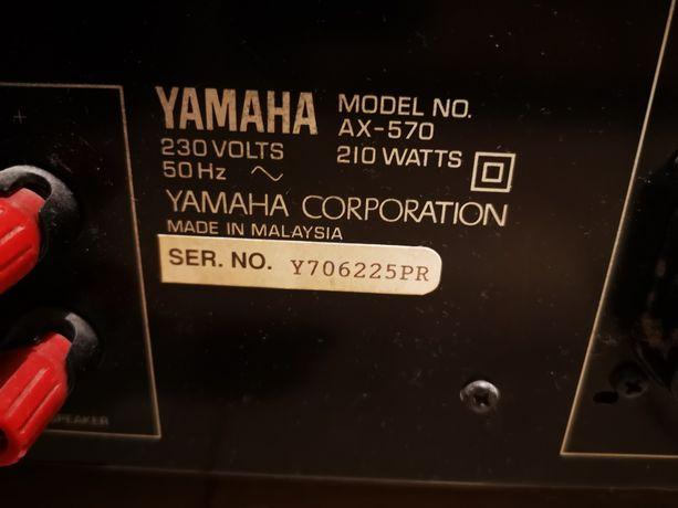 Wzmacniacz Yamaha AX-570