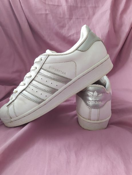 Adidas superstar 38,5