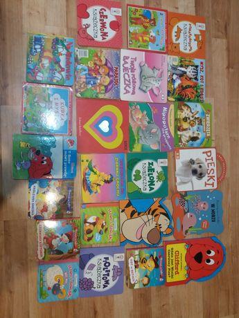 5 zł wysyłka Książki książeczki dla dzieci 24 szt
