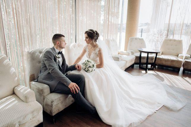 Продам весільне платтє + ТОРГ