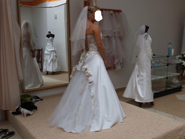 Suknia Ślubna na wzór firmy FARAGE