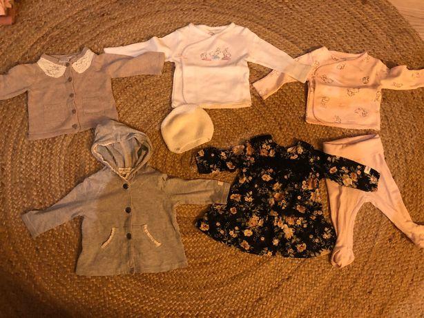 Ubranka dla niemowlaka Newbie
