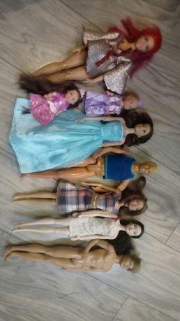 Lalki barbie Fashionistas ken itd + wanna