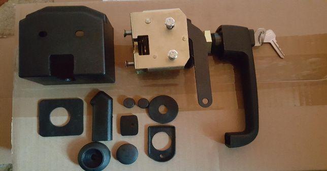Zamek drzwi klamka Case Mccormick koparka dźwig