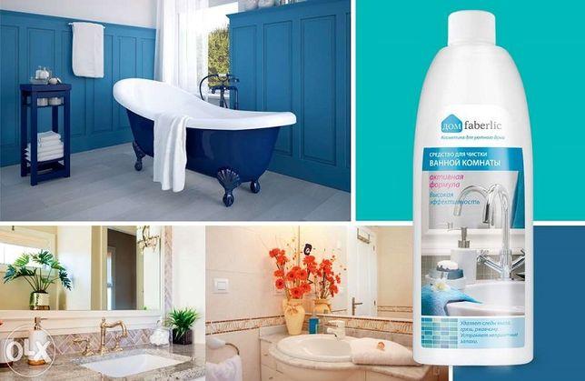 Средство чистящее для ванной комнаты универсальное