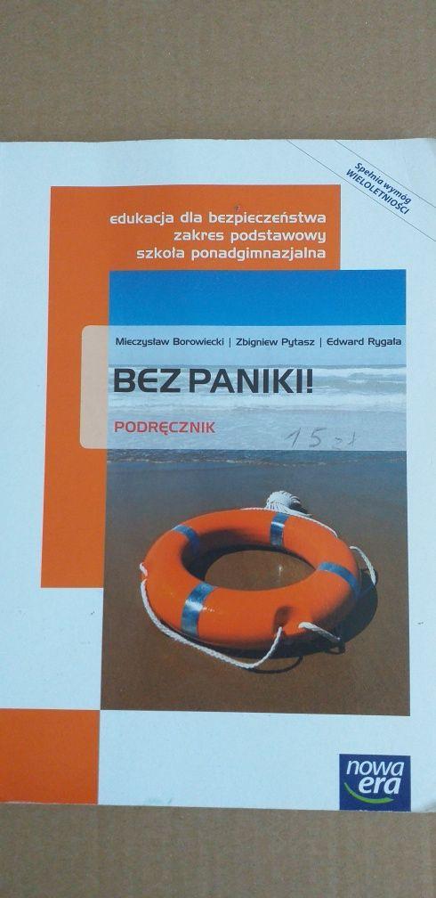 Bez Paniki! podręcznik