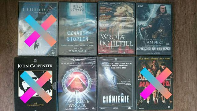 Pakiet 5 filmów DVD
