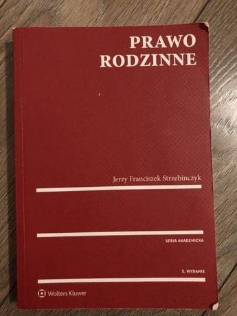 Prawo rodzinne Jerzy Strzebinczyk