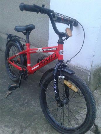 Дитячий велосипед на 5-7 років