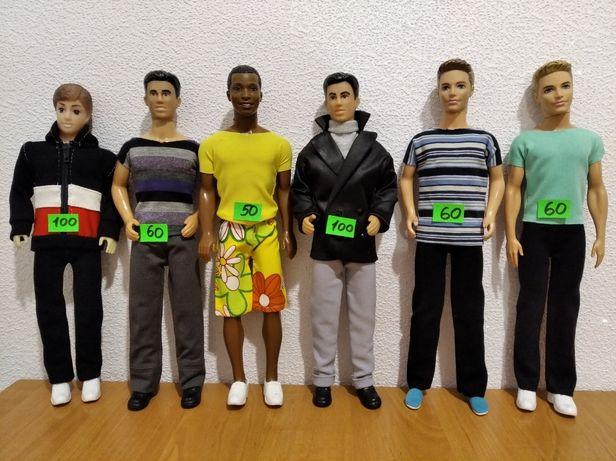 Одежда для Барби и Кена.