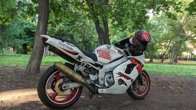 Kawasaki ninja zx9r 2001