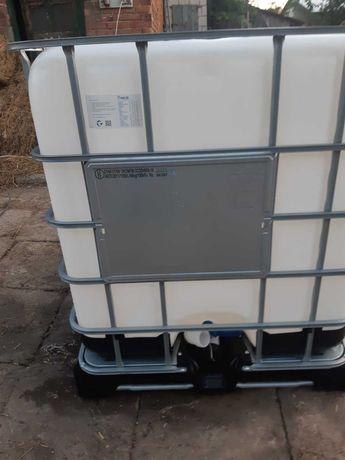 Mauzer zbiornik na wodę 1000 litrów