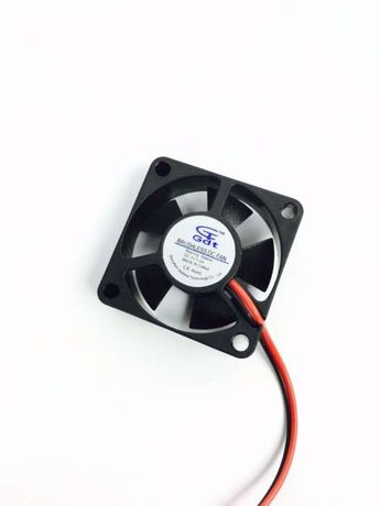 Ventilador de Alta Rotação 35x35x10 para ESC RCe Dissipadores de Calor