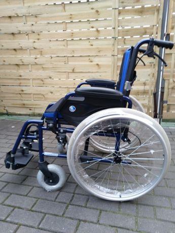 wózek inwalidzki vermeiren jazz s 50