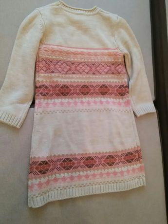 Зимнее платье(туника)