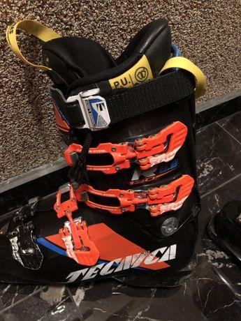 Гірськолижні черевики, горнолижние ботинки Tehnica